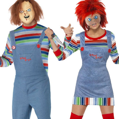 chucky doll costume - photo #10