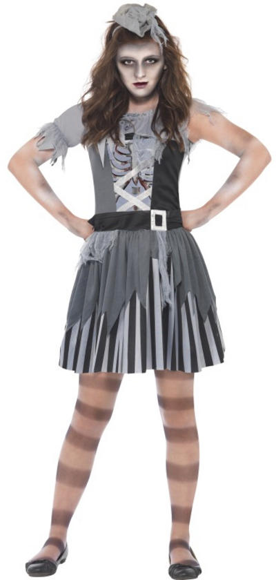 Ghost Ship Pirate Costume