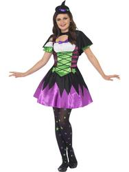 View Item Punky Neon Witch Costume