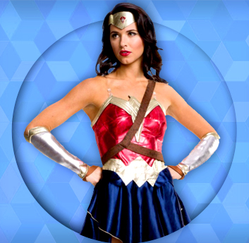 Ladies Super Hero Costumes