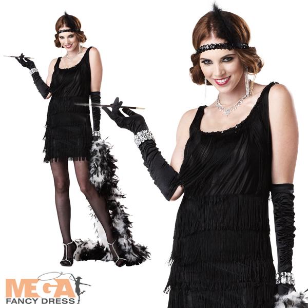 1920s women's fashion flapper