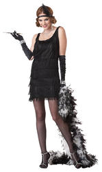 View Item Fashion Flapper Costume