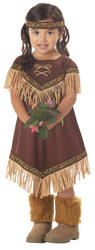 View Item Lil Indian Princess Costume