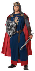 View Item Men's Richard the Lionheart Fancy Dress Costume