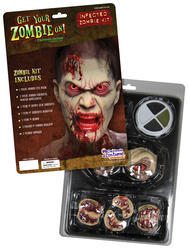 View Item Infected Zombie Halloween Makeup Kit