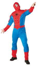 View Item Premium Muscle Chest Spiderman Costume