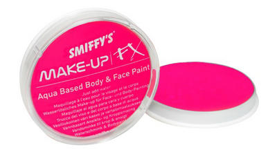 Neon Pink Face & Body Paint
