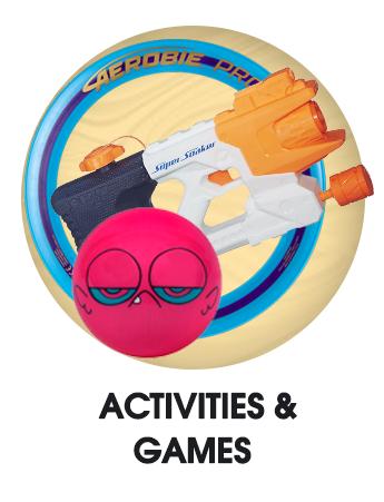 Activities & Games