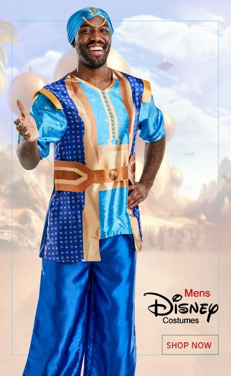 Mens Disney from Mega Fancy Dress