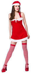 View Item Sexy Santa Costume