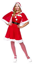 View Item Sexy Santa Baby Costume