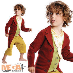 View Item Boy's Bilbo Baggins Costume