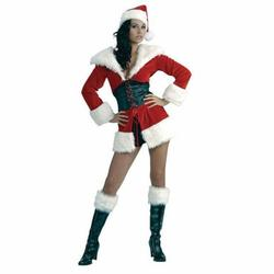 View Item Short 'N' Sweet Santa Costume