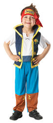View Item Boys Jake the Pirate Costume