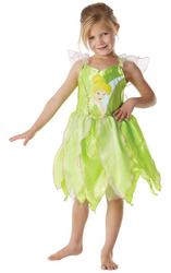 View Item Girl's Classic Tinkerbell Fancy Dress Costume