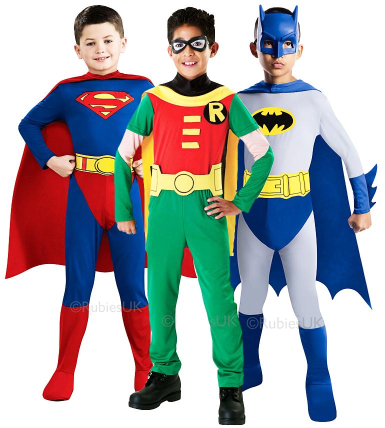 Batman Robin Costume Kids Pixshark