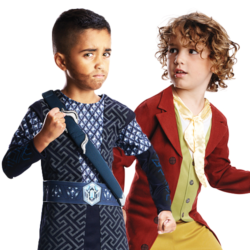 Boys-Hobbit-Bilbo-Baggins-Thorin-The-Hobbit-Book-Week-Kids-Child-Costume-NEW