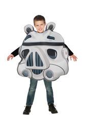 Kids Stormtrooper Angry Bird Costume