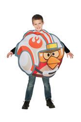 Kids Luke Fighter Pilot Angry Bird Costume