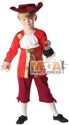 Boy's Captain Hook Costume