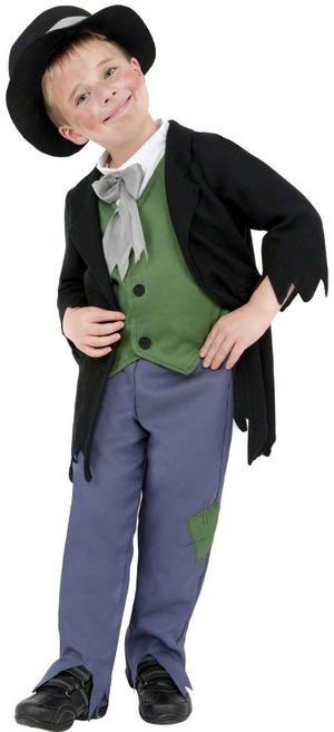 Dodgy Victorian Boys Costume