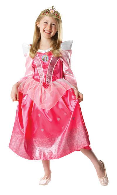 Girl's Glitter Sleeping Beauty Disney Princess