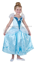 View Item Girl's Royale Cinderella Princess Costume