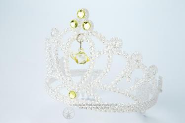 Glitter Belle Tiara