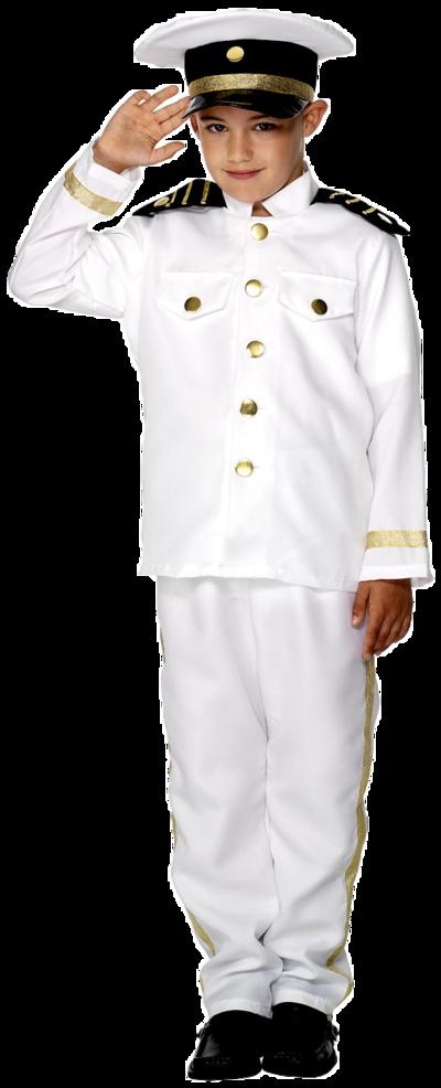 Captain Boy Costume