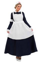 View Item Victorian Nurse Costume