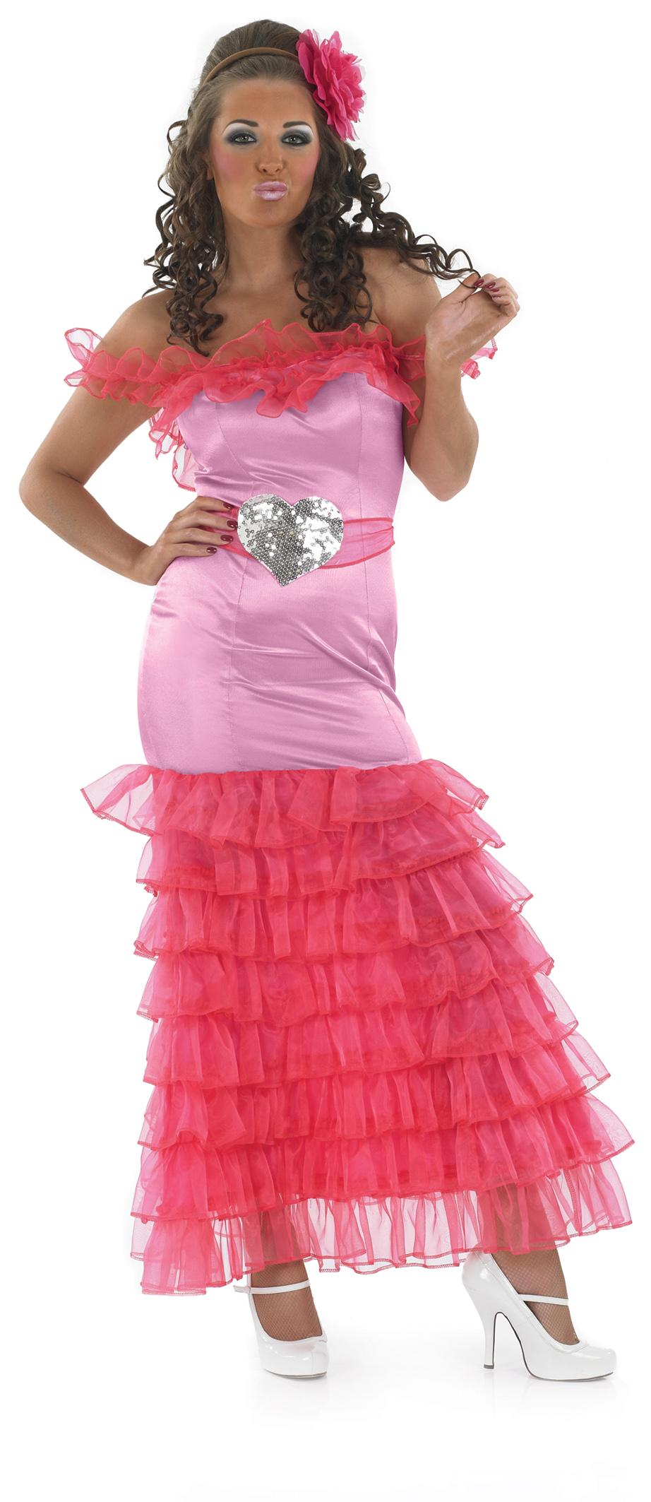 Gypsy Rosa Dama De Honor Vestido Elegante Mujer Big Fat Gypsy ...