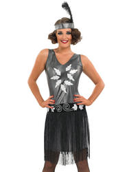 View Item 20s Cocktail Dress Costume