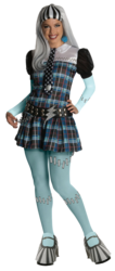 View Item Ladies Frankie Stein Monster High Costume
