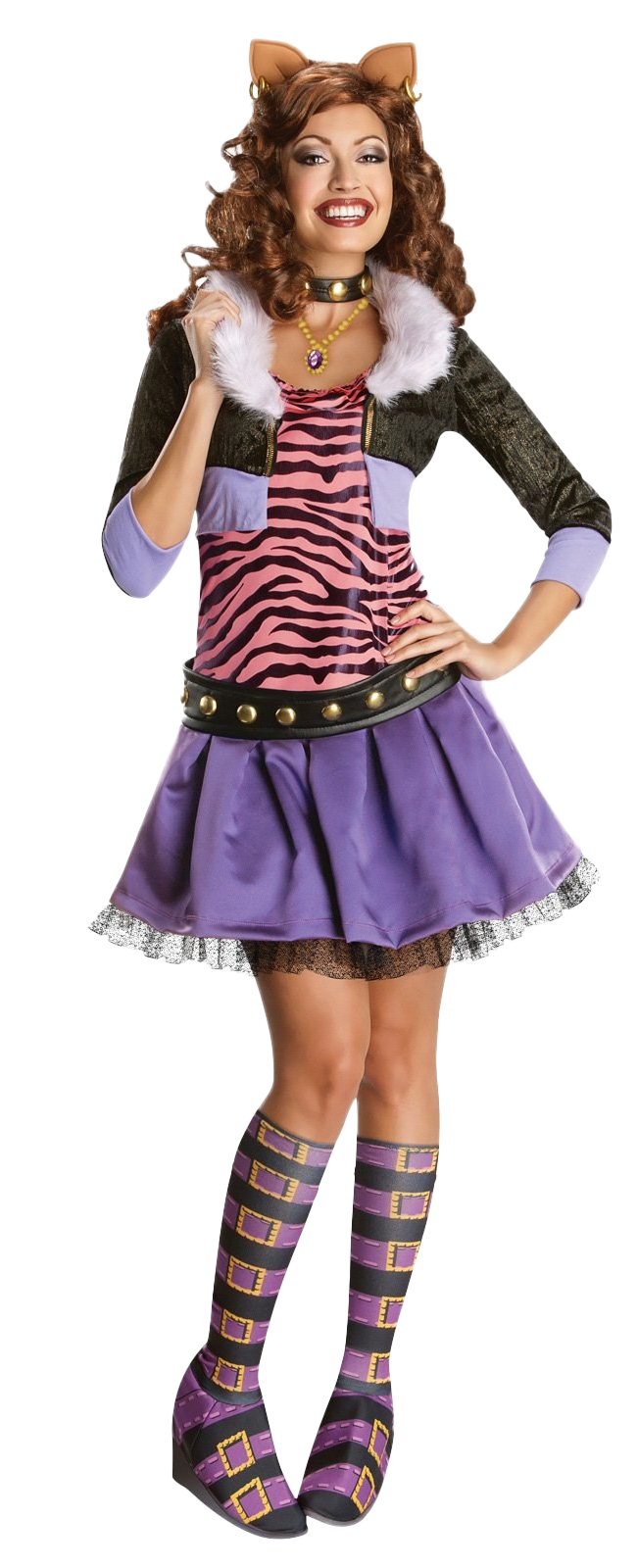 clawdeen wolf dress
