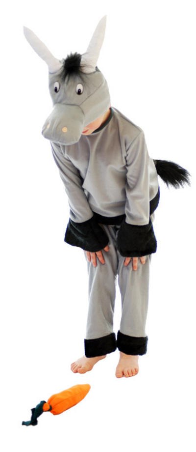 Toddlers' Donkey Costume