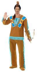 View Item Indian Warrior Costume