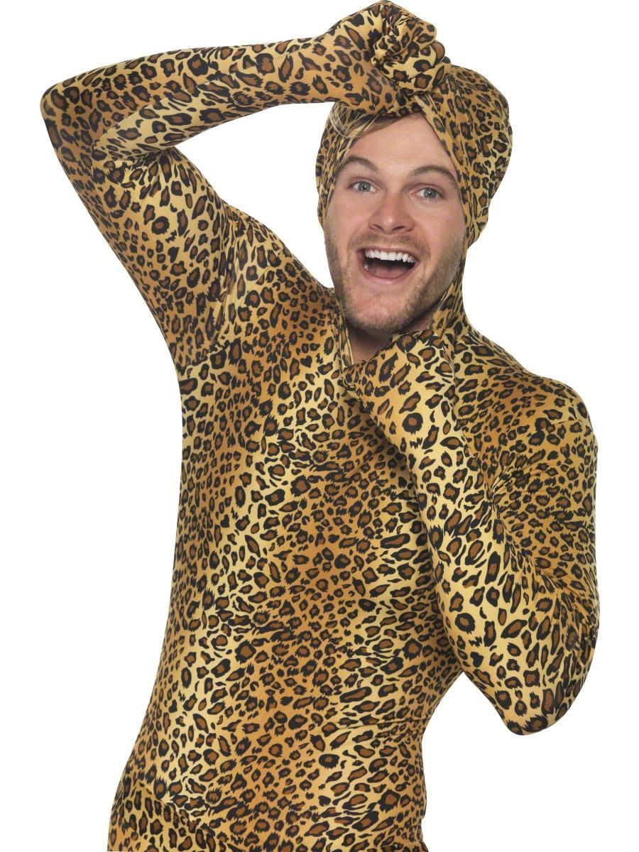 Leopard Print Second Skin Animal Bodysuit Mens Fancy Dress  sc 1 st  Meningrey & Leopard Print Costume - Meningrey