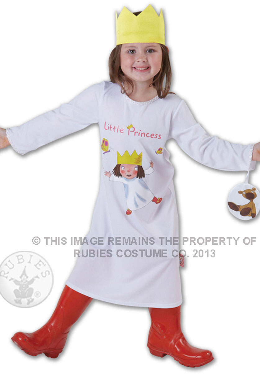 Cartoon Characters Dress Up : Little princess book cartoon character girls fancy dress