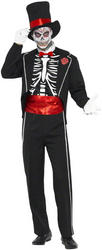 View Item Day of the Dead Costume