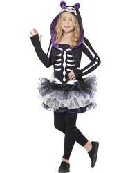 View Item Skelly Cat Costume