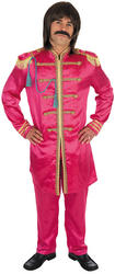 View Item Pop Sergeant Pink Fancy Dress Costume