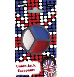 Union Jack Facepaint