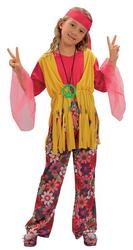 View Item Hippy Girl Costume