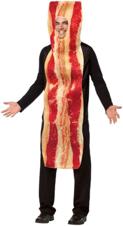 Bacon Strip Costume
