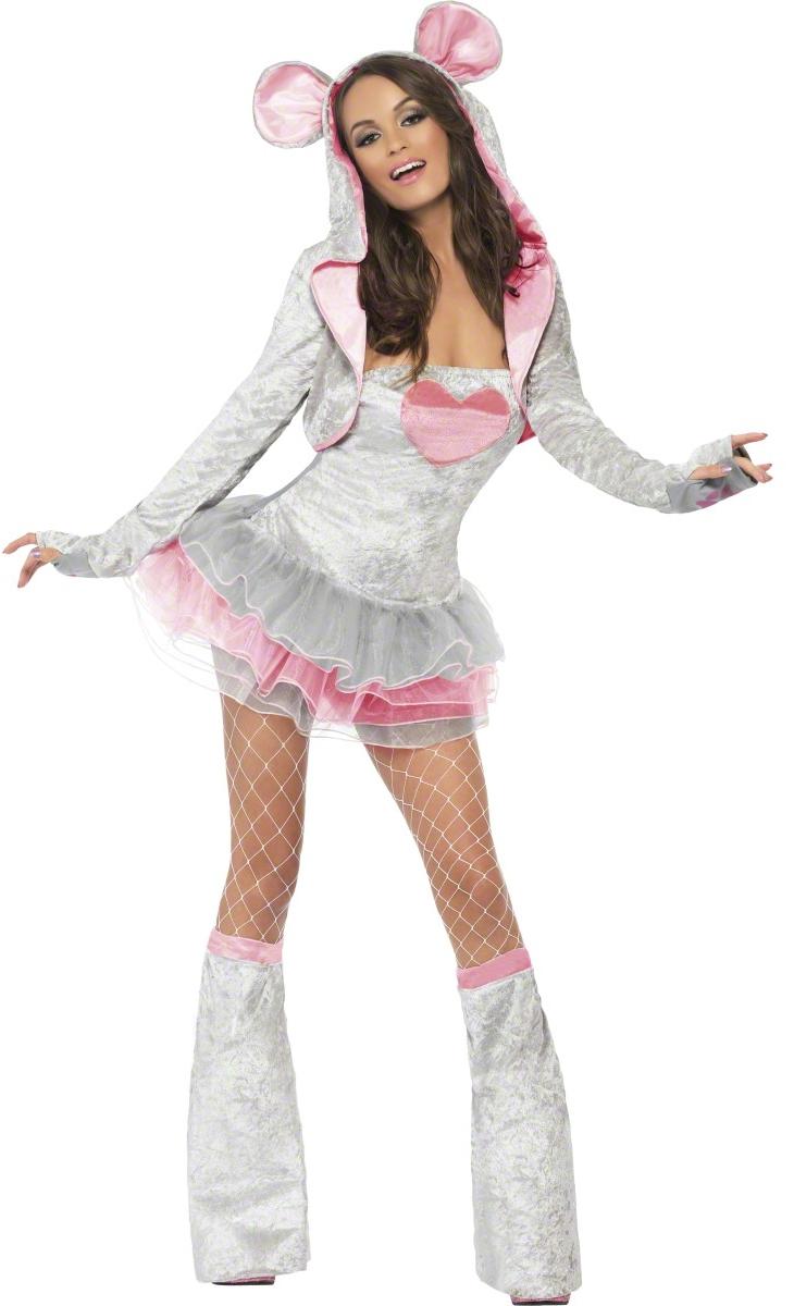 Sexy Animal Tutu Fancy Dress Ladies Zoo Safari Hen Party Womens Costume Outfit | eBay