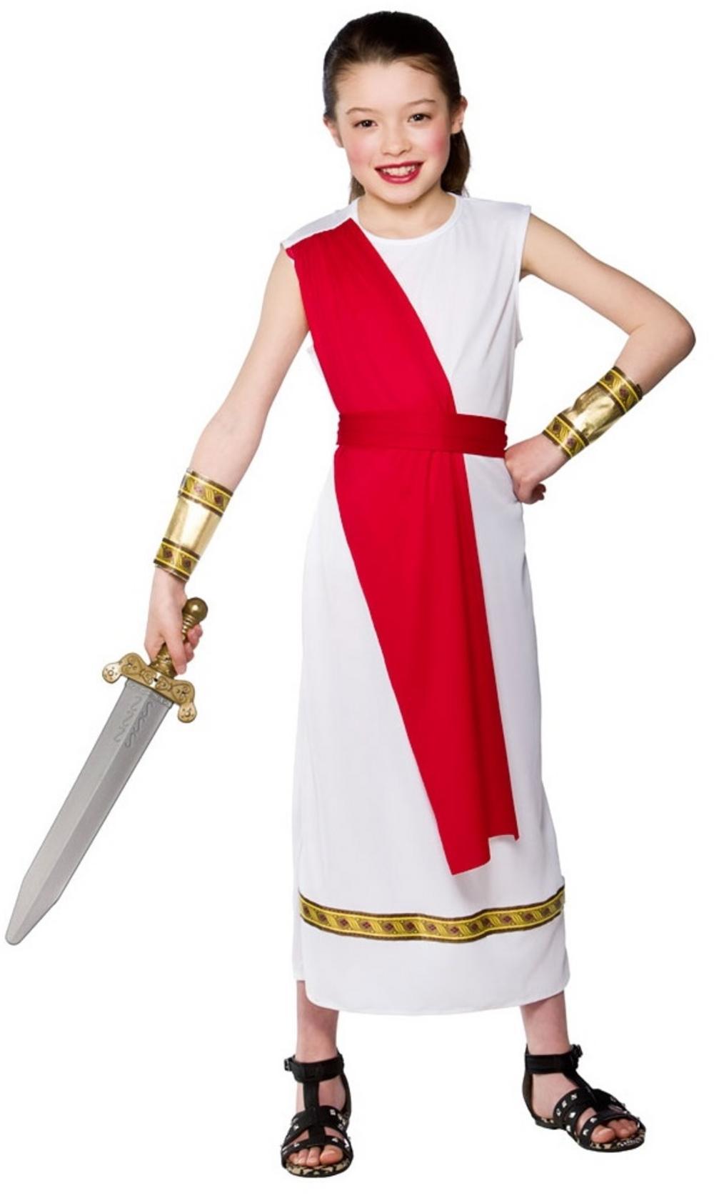 Ancient greek fashion for kids 36