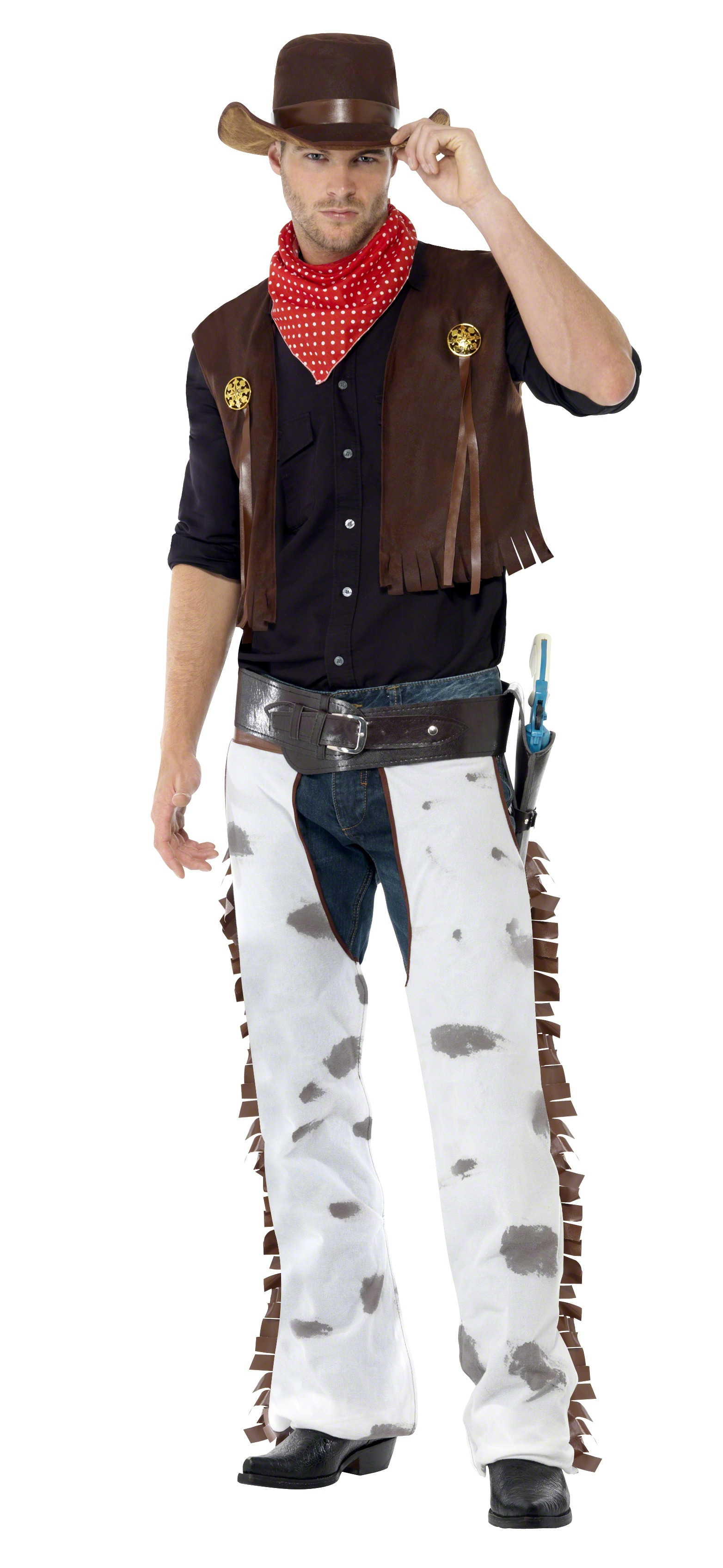 Guy Cowboy Costumes Cowboy-costume-mens-western