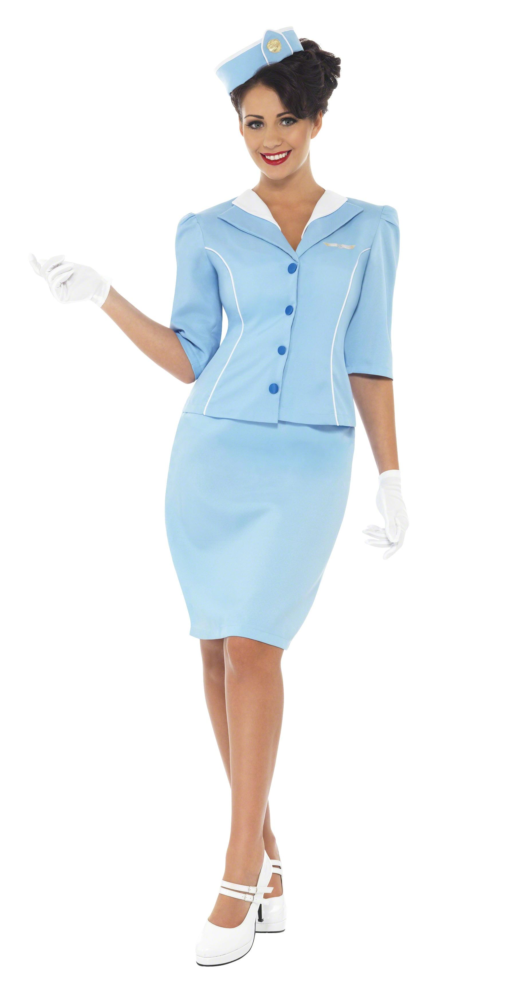Air Hostess Uniform 42
