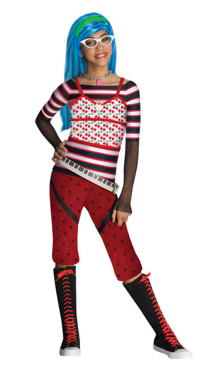 Ghoulia Yelps Costume