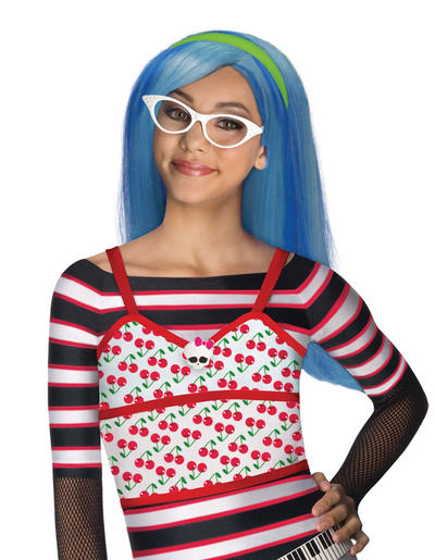 Monster High Ghoulia Yelps Wig